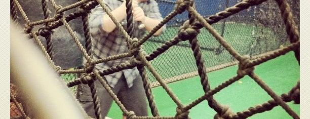 Astoria Indoor Batting Range is one of Best Spots for Kids - NYC.