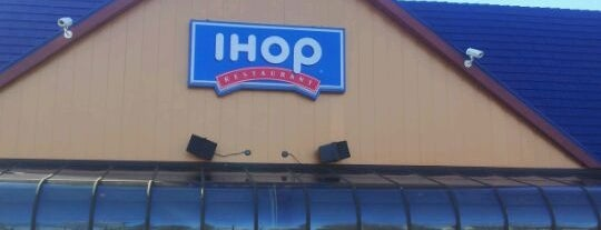 IHOP is one of Food.