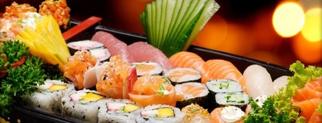 Ginza is one of Sushi Love.
