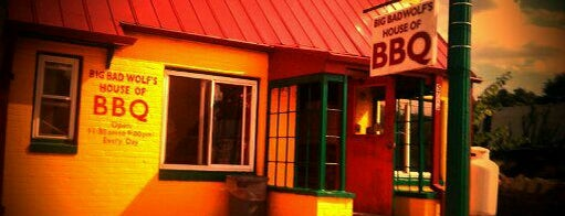 Big Bad Wolf's House Of Barbeque is one of Baltimore Chowdown.