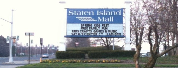 Staten Island Mall is one of Things to do near Staten Island.