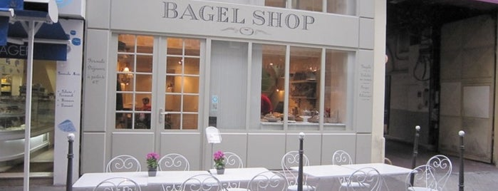 Bagel Shop is one of  Paris Eat .