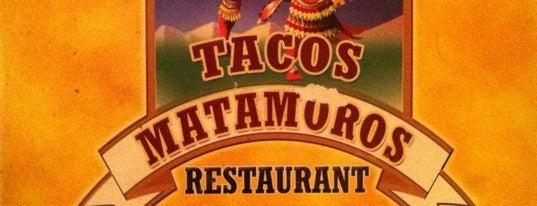Tacos Matamoros is one of Brooklyn!.