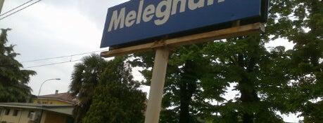 Stazione Melegnano is one of Linee S e Passante Ferroviario di Milano.