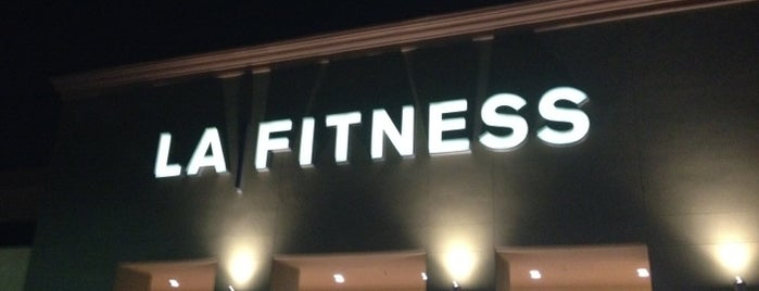 LA Fitness is one of WERK Out.