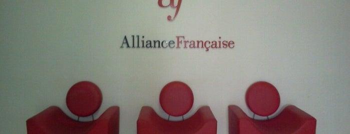 Aliança Francesa is one of Coisas boas no centro de SP.