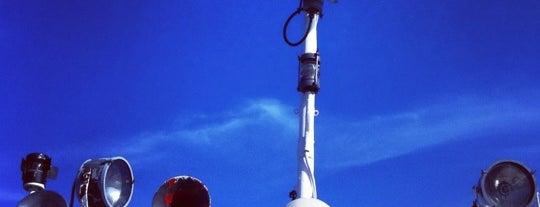 BKV D11 kikötők
