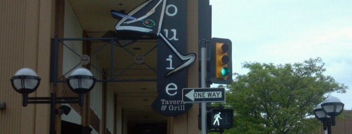 Bar Louie is one of Top 10 favorites places in Ann Arbor, MI.