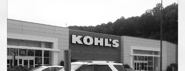 Kohl's is one of Favorites.