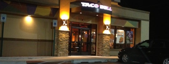 Taco Bell is one of My Fav Local Restaurants.