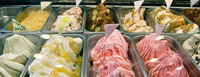 Morelli's Gourmet Ice Cream is one of Atlanta Cheap Eats.