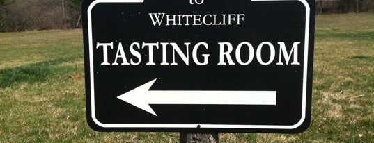 Whitecliff Vineyard & Winery is one of Things to do in the New Paltz area.