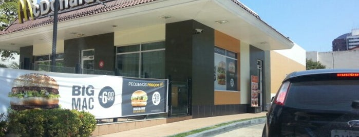 McDonald's is one of Food Fortaleza!.