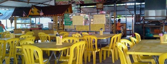 HAWAII SABARIAH TOMYAN (Kedai Kuning) is one of Makan @ Pahang #1.