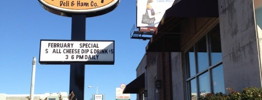 Holiday Deli & Ham Co. is one of Top picks for Cafés.