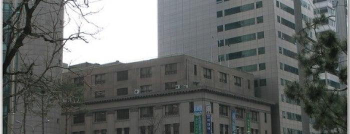 한국전력공사 KEPCO is one of Korean Early Modern Architectural Heritage.