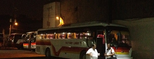 Victory Liner (Cubao Terminal) is one of Metro Manila.