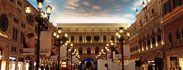 The Venetian Macau Resort 威尼斯人度假村 is one of Discover: Macau.