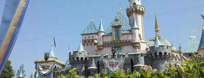 Disneyland is one of Olly Checks In Los Angeles.