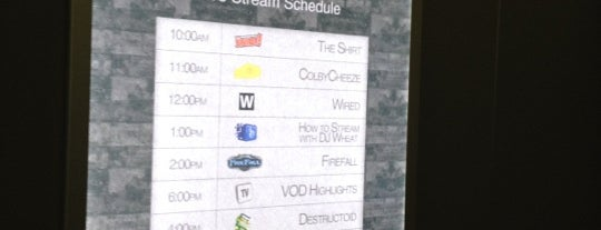 PAX East 2012 is one of Gaming Industry.