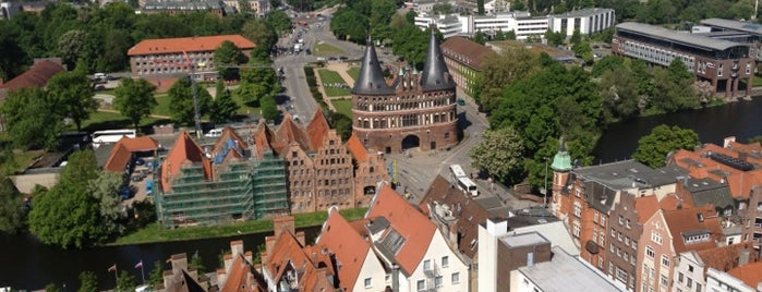 St. Petri zu Lübeck is one of Mein Deutschland.
