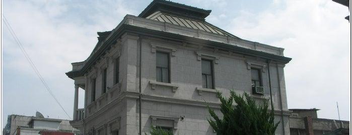 옛 일본58은행 is one of Korean Early Modern Architectural Heritage.