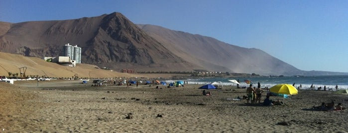 Huayquique is one of Top 10 favorites places in Iquique, Chile.