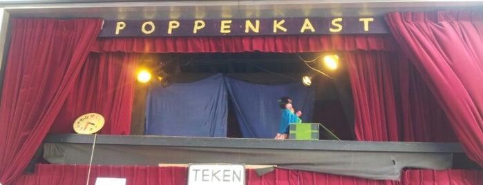 Openlucht Poppentheater Binnenwegplein is one of #010 op z'n #Rotterdamst.