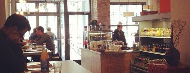 Milch & Zucker is one of Berlin – Cafés.
