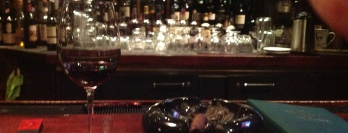 The Occidental Cigar Club is one of SF Bars.