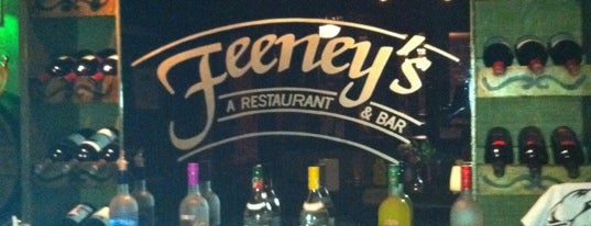 Feeney's Restaurant and Bar is one of National Redskins Rally Bars.