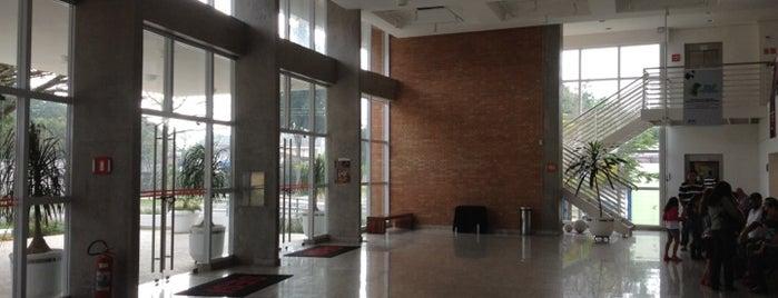 Teatro SESI is one of Calioni pelo mundo!.