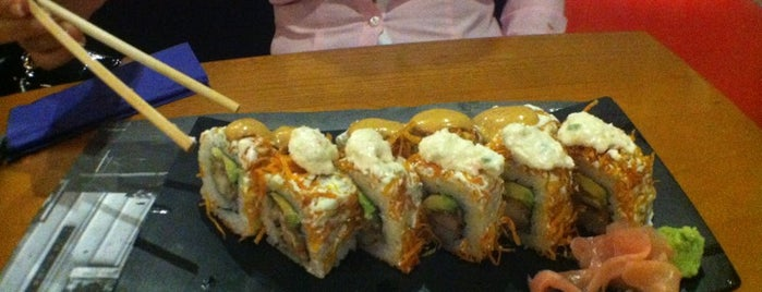 Sushi Itto is one of Acapulco.