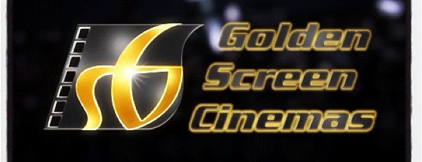 Golden Screen Cinemas (GSC) is one of Golden Screen Cinemas Malaysia.