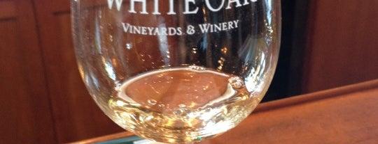 White Oak Vineyards & Winery is one of Wine Road Picnicking- al Fresco Perfetto!.
