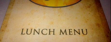 Mythos Greek Taverna is one of My Favorite Restaurants.