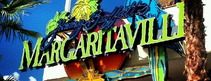 Margaritaville is one of My Las Vegas B-Party.