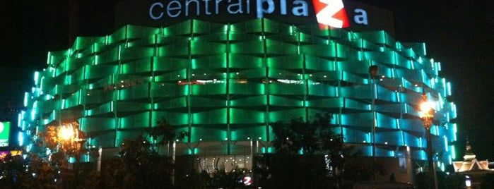 CentralPlaza Khonkaen is one of All-time favorites in Thailand.