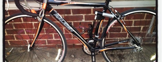 "Frank's Bike Shop is one of ""Be Robin Hood #121212 Concert"" @ New York!."