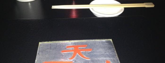 Ten Asian Bistro is one of OC nightlife spots.