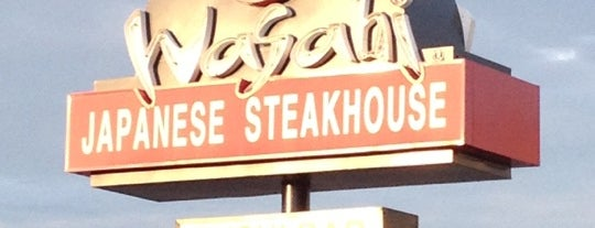 Wasabi Japanese Steakhouse & Sushi Bar is one of Guide to Knoxville's best spots.
