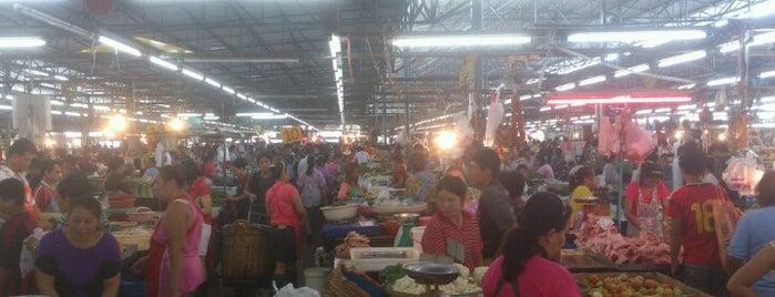 ตลาดบางแค (Bang Khae Market) is one of All-time favorites in Thailand.