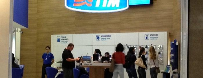 Loja TIM is one of Beiramar Shopping.