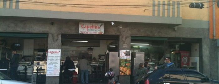 Capeline Rotisserie is one of Lugares para Conhecer e Comer.