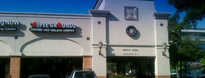 Coffee Groundz is one of Houston's Best Coffee - 2012.