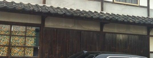 구 남일당 한약방 is one of Korean Early Modern Architectural Heritage.