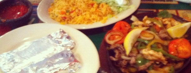 Casa Mexicana is one of Food in The Shoals Area.