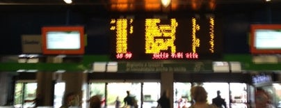 Stazione Milano Bovisa - Politecnico is one of Linee S e Passante Ferroviario di Milano.