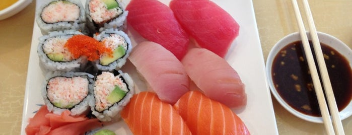 Yoyogi Sushi is one of Must-visit Food in Gaithersburg.