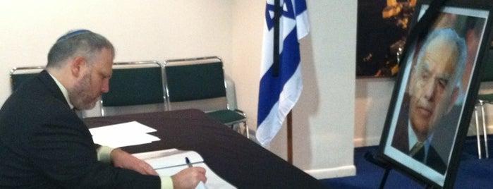Embassy of Israel is one of Members.